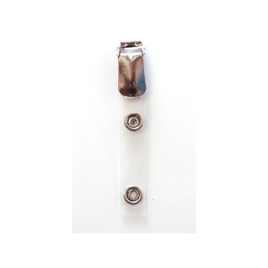 IDS 18 : Pince bretelle avec lanière transparente - Accueil