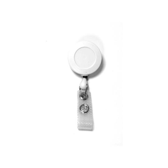 IDS 930 CR - ZIP ROTATIF AVEC PINCE CROCO + LANIERE RENFORCEE - Blanc - Accueil