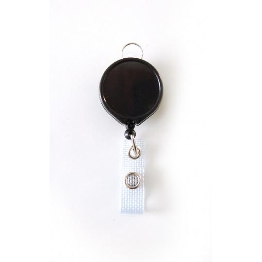IDS 960 : ZIP BOITIER PLASTIQUE COULEUR - Ø 35 mm - Noir - Accueil