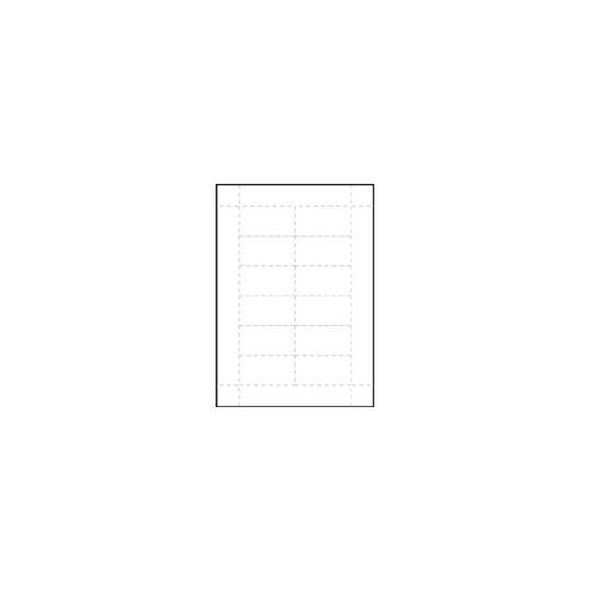 INSERTS PRE-DECOUPES POUR BADGES CONFERENCE - Format IDC 40.3 - Accueil