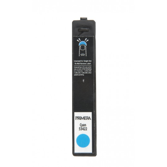 Cartouche Bleu (Cyan) LX900E RX900E DTM PRINT PRIMEEA Réf: 053422