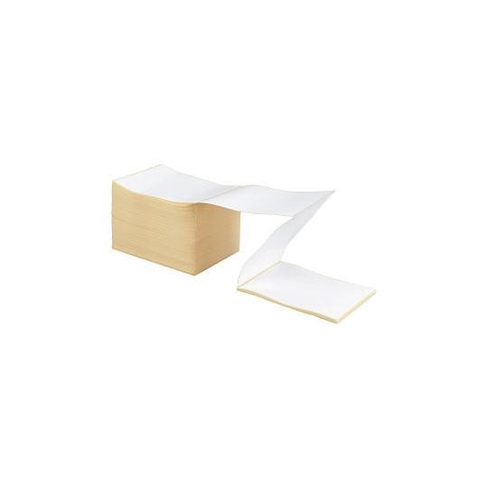 Paravent - Etiquettes 125 x 48,8 mm - Velin Blanc Adhésif Permanent