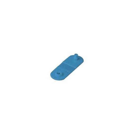 Clips de Fermeture Bleu - Z-Band QuickClips