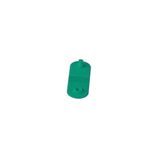 Clips de Fermeture Vert - Z-Band QuickClips