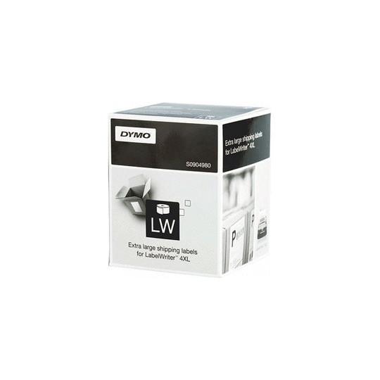 104 mm x 159 mm - Etiquette Thermique Direct DYMO - Réf : S0904980