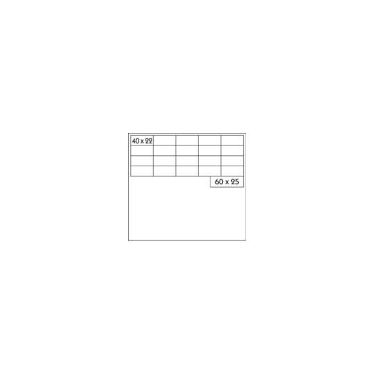 Étiquette Planche Spécial Laboratoire - A5+ (210 x 190 mm)
