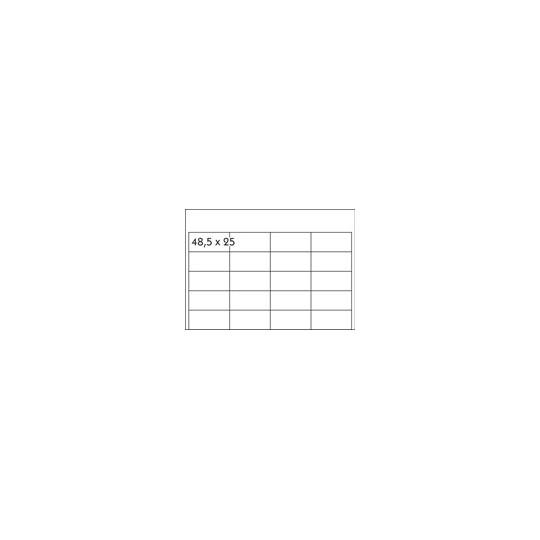 Étiquette Planche Spécial Laboratoire - A5 (210 x 148 mm)
