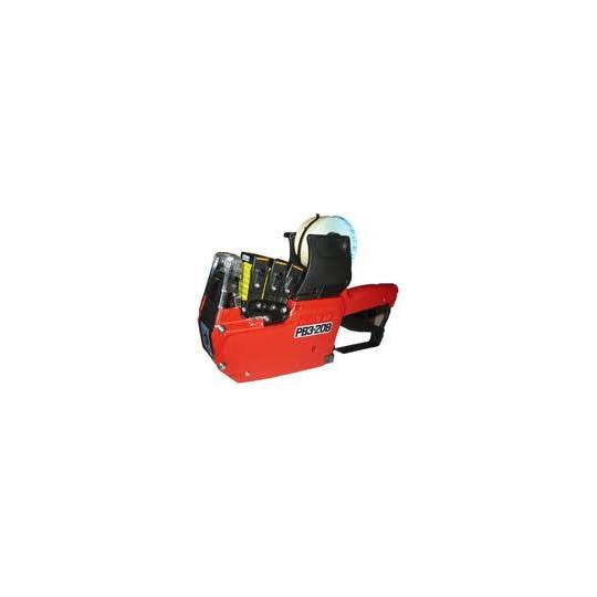 Pince à étiqueter SATO PB3-208 (12+12+12 caractères)Réf : PI2083LXL