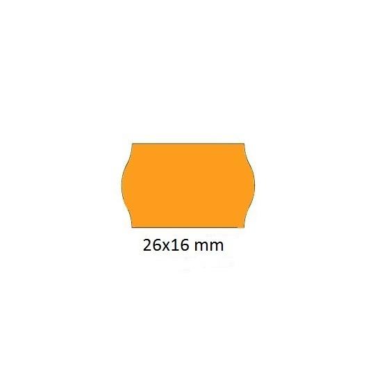 Etiquette Pour Pince Sato JUDO 26 - 26x16mm - Réf: EPM16F-007