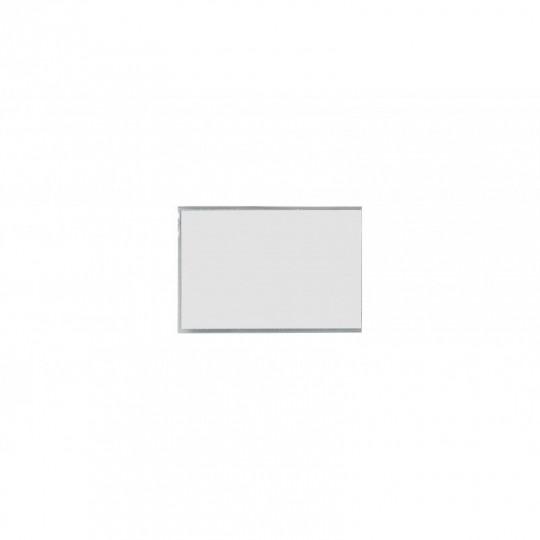IDC 40.2 : BADGE CONFERENCE AVEC INSERT PAPIER BLANC Réf : 1456111