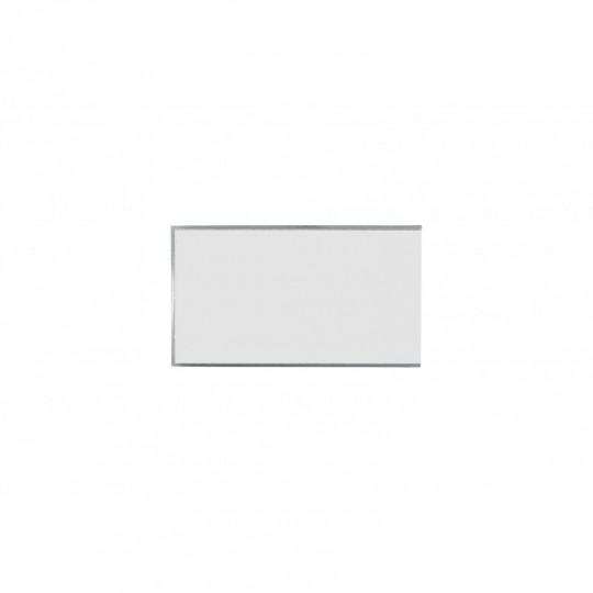 IDC 40.3 : BADGE CONFERENCE AVEC INSERT PAPIER BLANC
