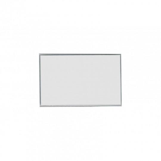 IDC 40 : BADGE CONFERENCE AVEC INSERT PAPIER BLANC - 90 x 58 mm Réf : 1456110