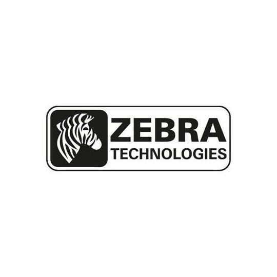 Carte PVC ZEBRA Blanche Format CR80 Lot de 500 - Réf : 104523-215