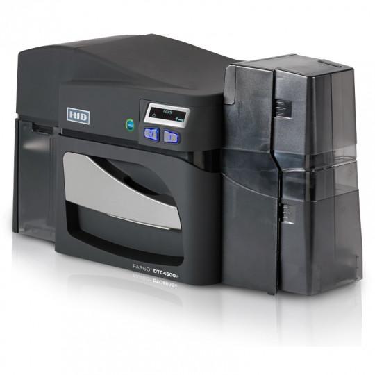 Imprimante A Carte HID FARGO DTC4500 Recto/Verso - Réf: 055100