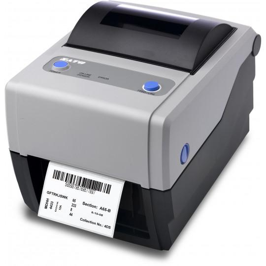 Imprimante SATO CG412DT - 300 dpi  Thermique Direct/Transfert Thermique - Réf : WWCL12032