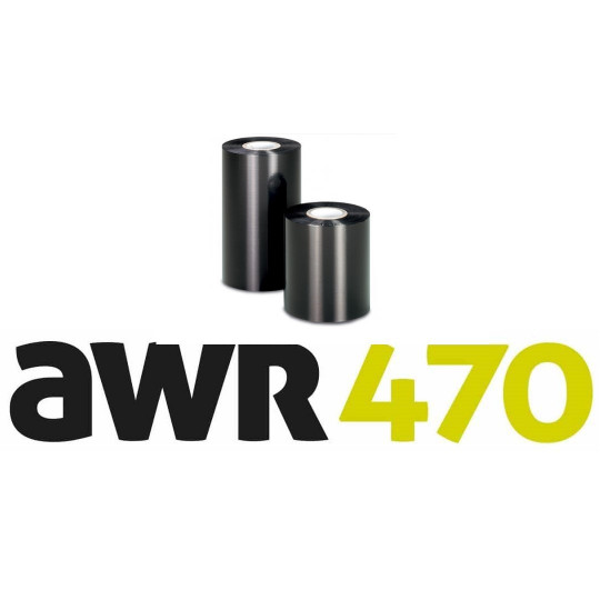 Ruban De Transfert Thermique CIRE AWR470 60x300m - Réf : T25805IO (Ancienne Réf : T25805ZA)