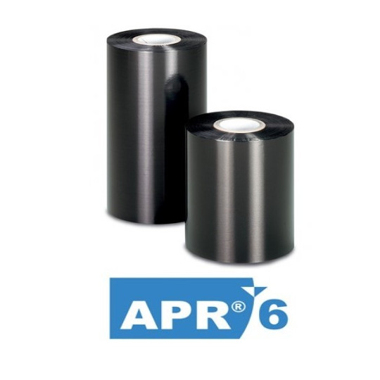 Ruban De Transfert Thermique CIRE/RESINE APR6 83mmx300m Réf : T42524IO (Ancienne Réf : T42524ZA)