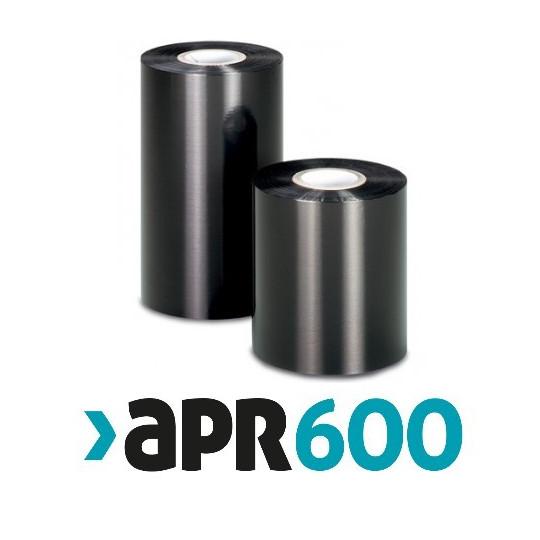 Ruban De Transfert Thermique CIRE/RESINE APR600 80x600m - Réf : T14983IO (Ancienne Réf : T14983EZ)