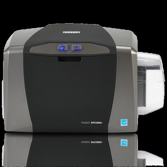 Imprimante à Carte R HIDFARGO DTC1250e - Réf: 050000
