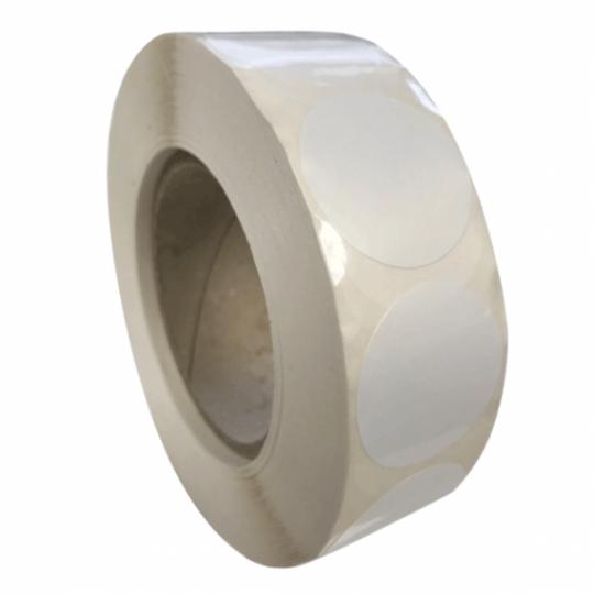 étiquette ronde diamètre 34.9mm pour PRIMERa LX200/LX400