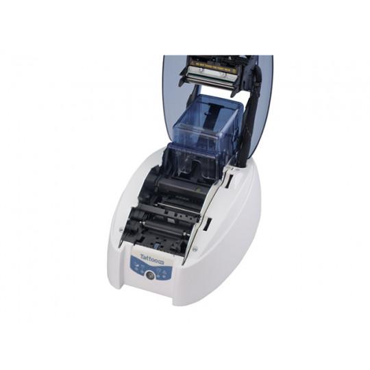 Imprimante A Carte R EVOLIS TATTOO RW - Réf: TTR201BBH