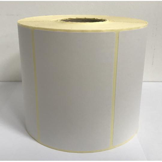 100x65mm - Etiquette Transfert Thermique Velin Blanc Adhésif Congélation